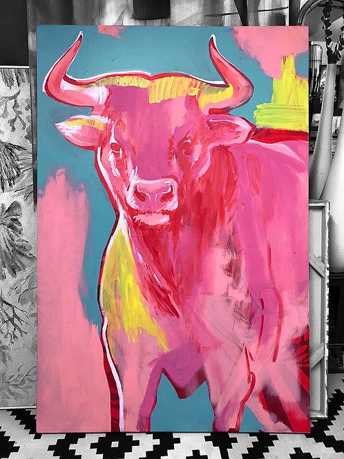'Pink Bull'