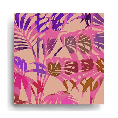 'Pink palms'