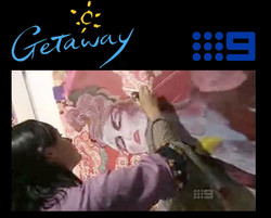Feature on channel 9's Getaway