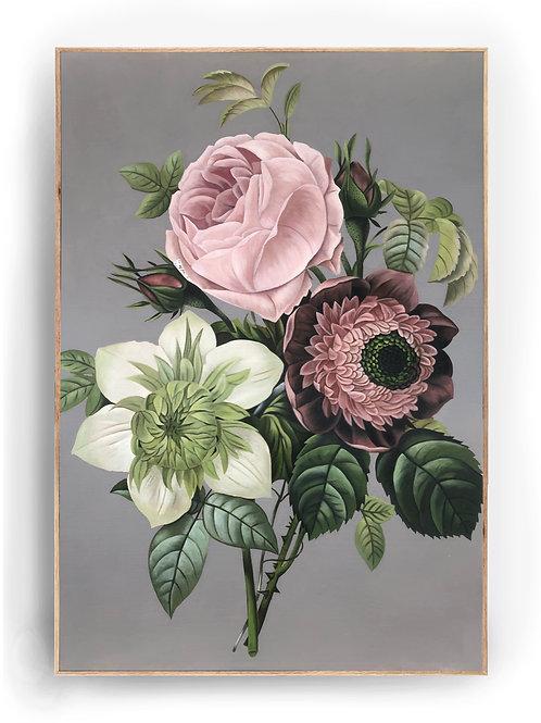 'vintage botanical'