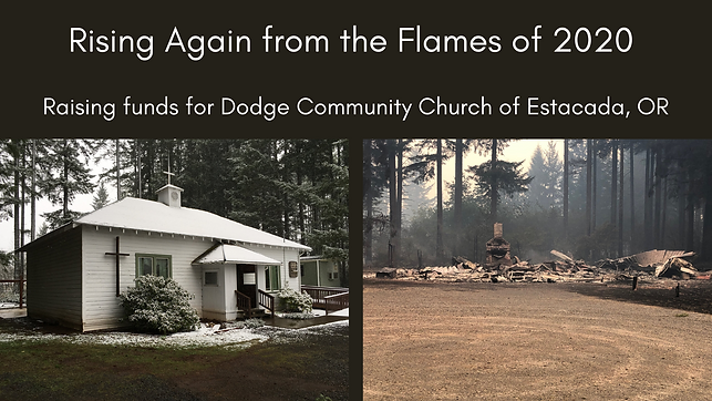 Raising funds for Dodge Community Church Estacada, OR.png