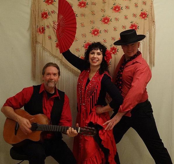 Spanish Heart music and Spanish dance group