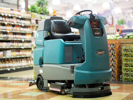 Five robots that hope to save the US food supply chain