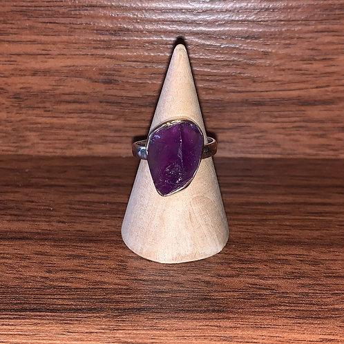 Amethyst Ring Sz8