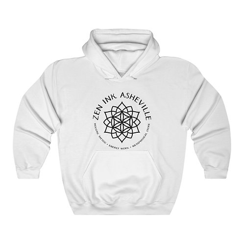 Zen Ink Unisex Hooded Sweatshirt