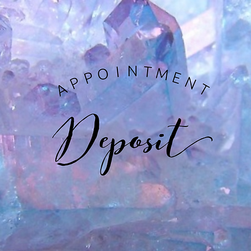 Deposit for Appointment
