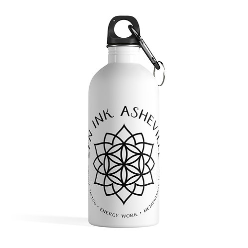 Zen Ink Stainless Steel Water Bottle