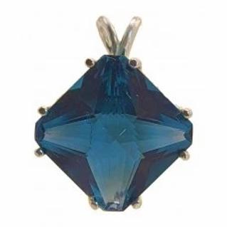 Tibetan Blue Obsidian Small Magician Stone™