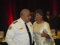 NOPD Chief Michael Harrison & Dallas PD Chief U. Renee Hall