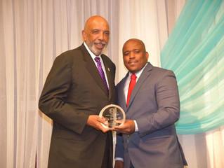 Greater Southwest Black Chamber of Commerce Honors Living Legend Representative Terry Landry Sr.