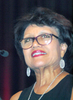 Maxine Crump - Humanitarian Award