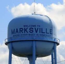 Marksville Water Tower