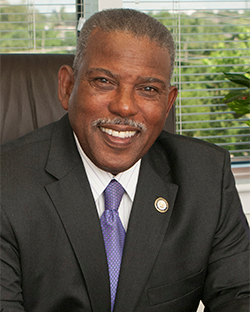 Representative Joseph Bouie, Jr.