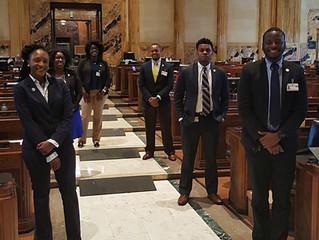 The Louisiana Legislative Black Caucus Acknowledges their 2017 Southern University Law Center (SULC)