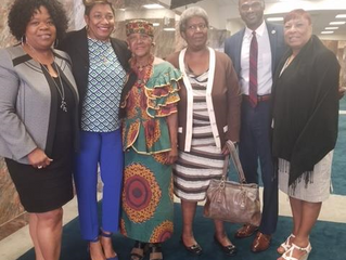 The Louisiana Legislative Black Caucus Recognizes the Selection of The Slavery Ancestral Burial Grou