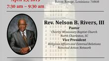 7th Annual Louisiana Legislative Black Caucus Prayer Breakfast