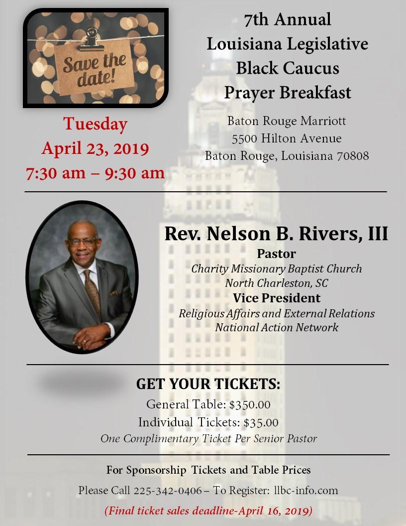 7th Annual Louisiana Legislative Black Caucus