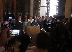 LLBC Press Conference regarding HB71