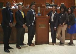 2017 LLBC SULC Law Interns