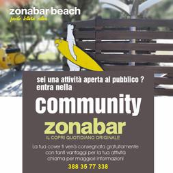 ZONABAR COMMUNITY
