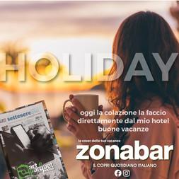ZONABAR HOLIDAY