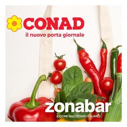 zonabar per Conad