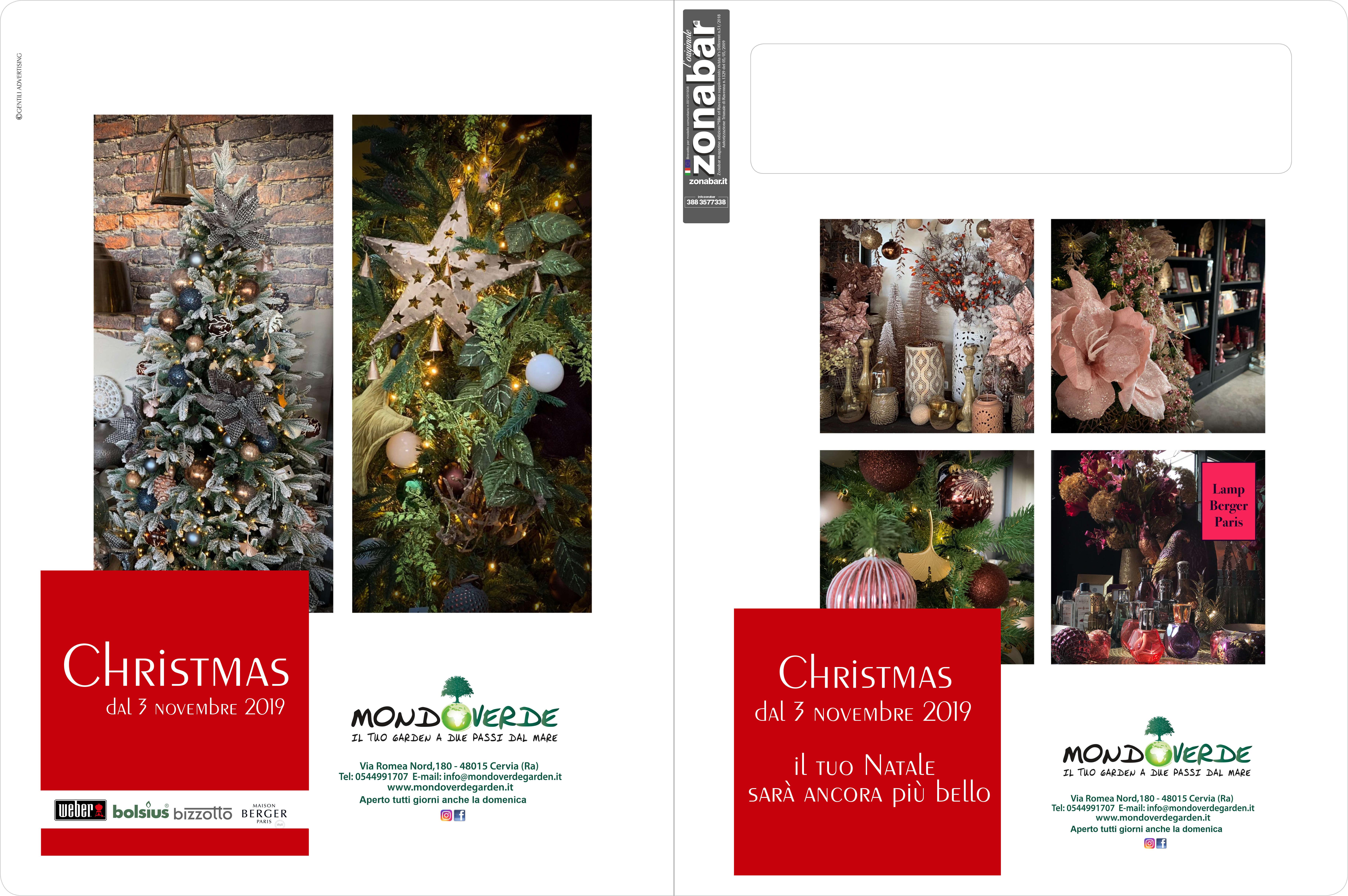 MONDO VERDE CHRISTMAS 2019