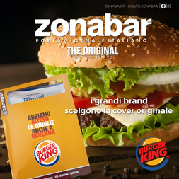 zonabar per BURGER KING