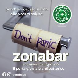 don't panic zonabar