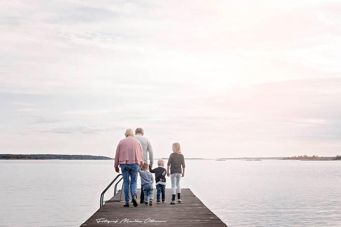 Försmak av sommar och den perfekta vitsippan hittar man på Saltö -Karlskrona