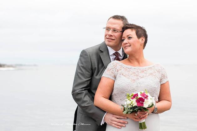 Bröllop mitt i skärgården -Karlskrona