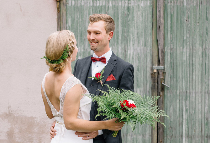 Bröllop i Saxemara -Blekinge