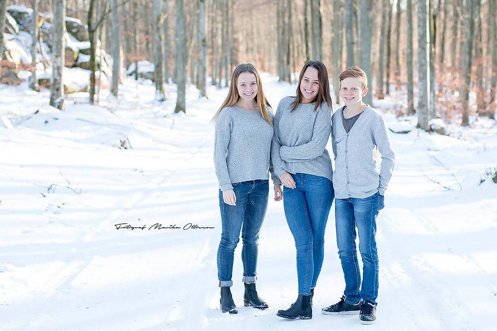 """""""Tonåringsfotografering"""" till förmån för Barncancerfonden"""