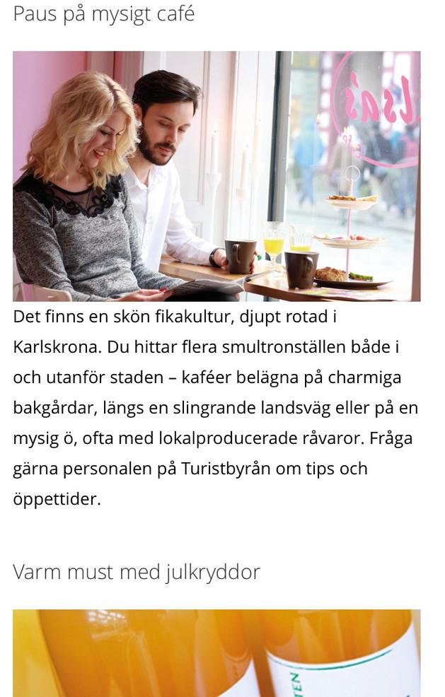 Karlskrona turistbyrå #visitkarlskrona