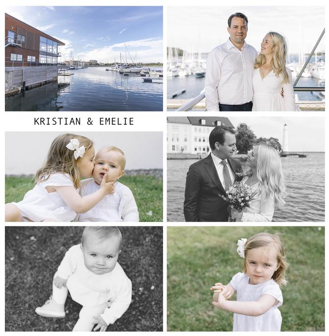 Bröllopsfotografering i Karlskrona