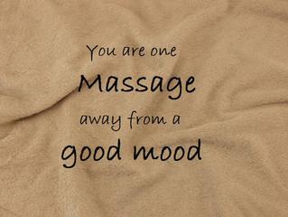 Ali res potrebujem masažo, če me nič ne boli?