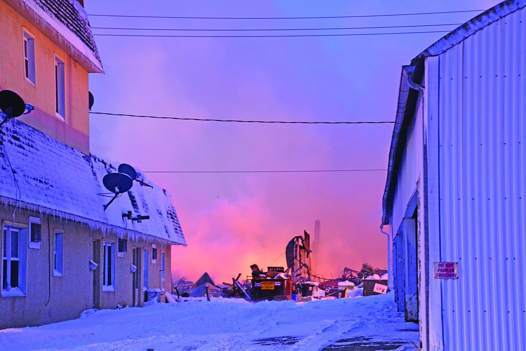 DSC_9925 pink glow from 1st ST  CMYK