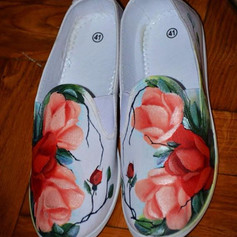 My rosy shoes..jpg