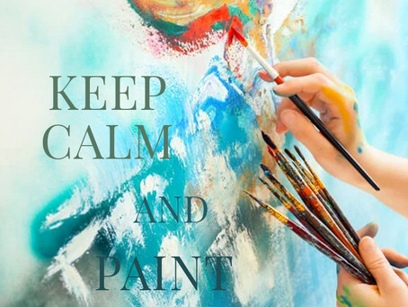 Keep Calm and Be Creative !