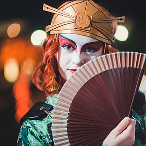 Kyoshi Warrior Suki