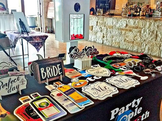 Vendor Spotlight on Party People Photo Booth