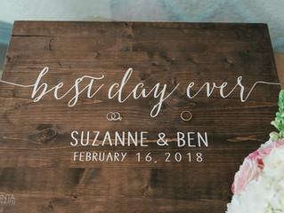 Wedding of Suzanne and Ben Kocher at The Veranda in San Antonio, Texas