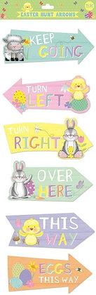 15 Pk Easter Hunt Arrows