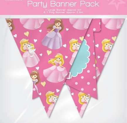 Princess Banner Pack