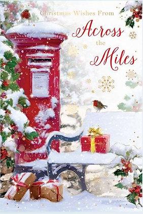 Across The Miles Christmas