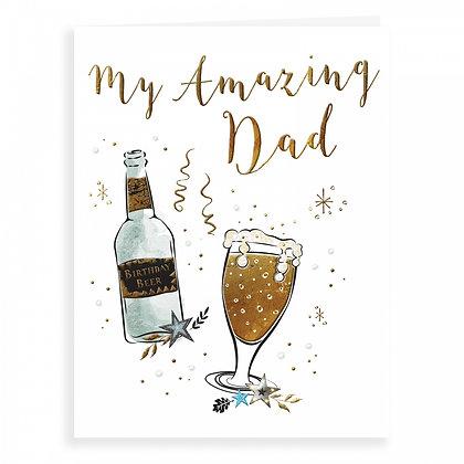 Amazing Dad Birthday