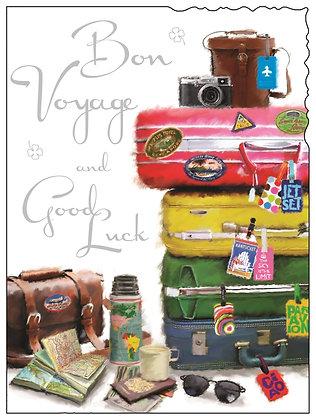 Bon Voyage & Good Luck