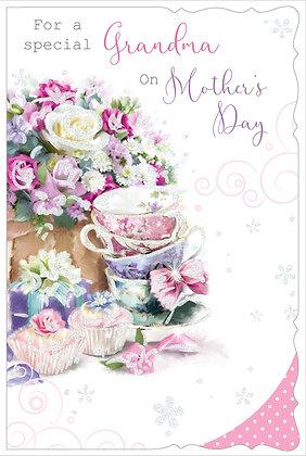 Grandma On Mothers Day