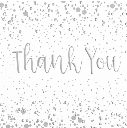 6 x Thank you Cards