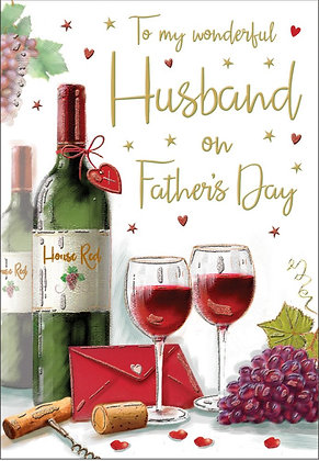 Husband Father's Day